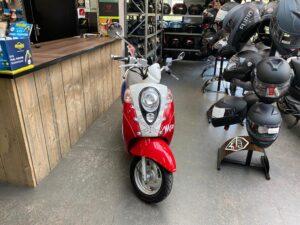 Scooterwinkel Groningen met een ruim aanbod
